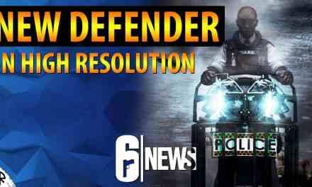 New Shield Defender – Tom Clancy's Rainbow Six Siege