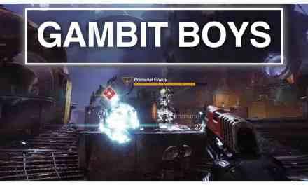 Destiny 2 Gambit With Shady, Buckley, Northern & Silentwisher
