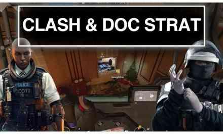 Clash & Doc Chalet Strat | Rainbow Six Siege