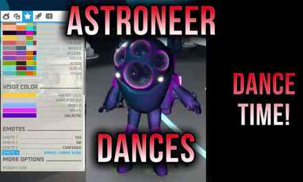 All The Dance Emotes Astroneer* 1.0.14.0 – Almost
