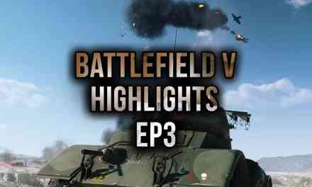 Lucky Staghound Shot   Battlefield 5 Random & Funny Moments