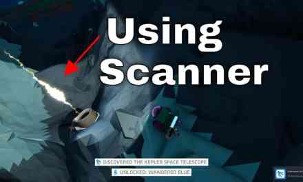 How To Use Scanner In Astroneer Wanderer Update