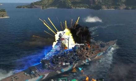 Oh No A Tirpitz I Must RAM – World Of Warships