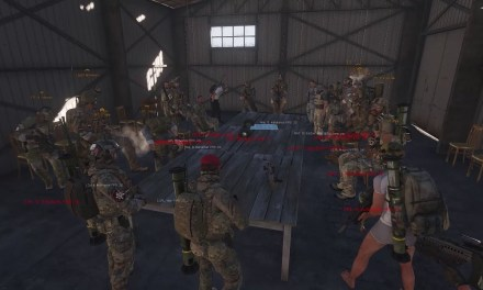 Vons Chair – Funny Moment Arma 3