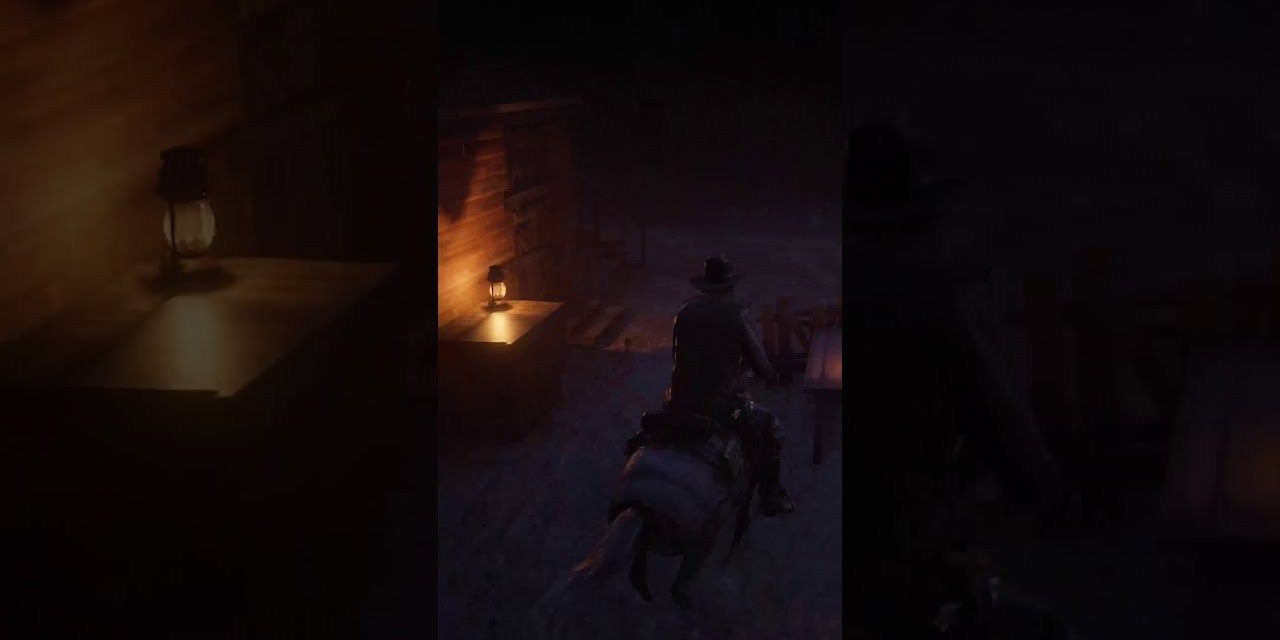 #Shorts Is This A Ghost Town – Red Dead Online