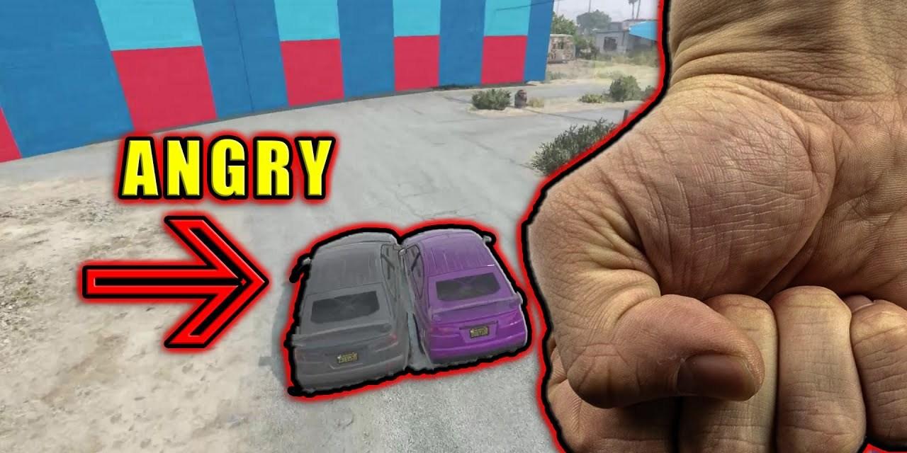Big Sun Angry – GTA Online Stunt Racing