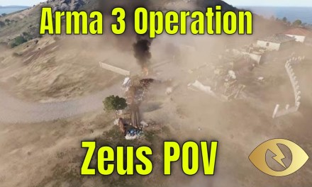 Arma 3 Kavala City Operation From Zeus POV