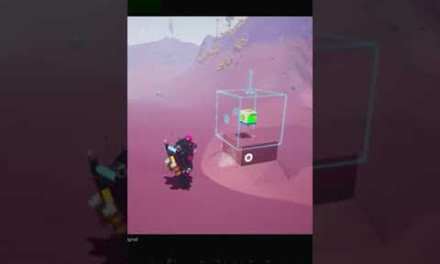 #Shorts Leveling Block Coming To Adventure | Astroneer News