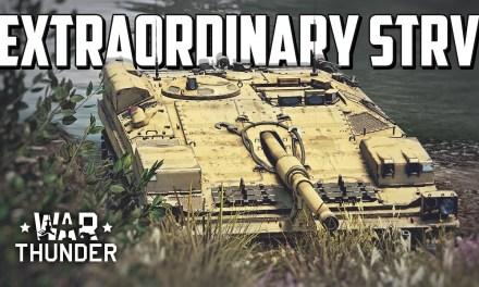 Extraordinary Strv / War Thunder