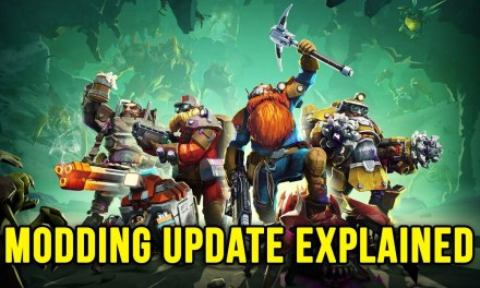 Explaining The Modding Update + My Mods | Deep Rock Galactic