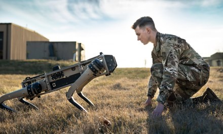 Robotic Ghost Dog | The Future of Military Security