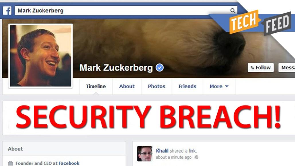 Zuckerberg Hacked: How Not to Be Like Mark