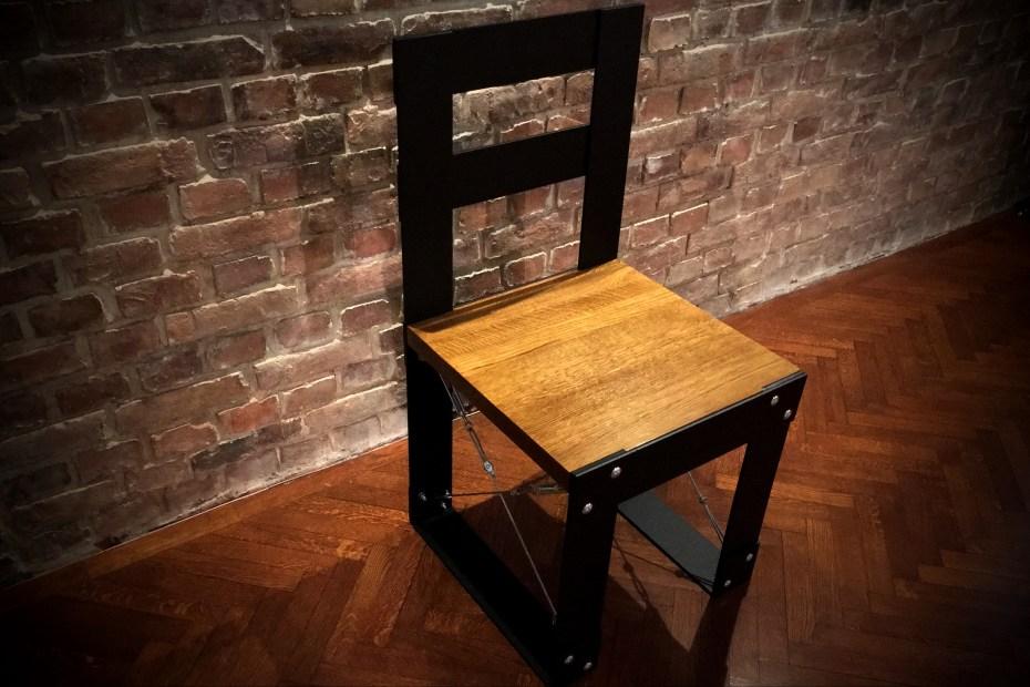 Krzesło FAT XXL
