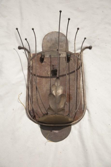 lampa przed renowacją