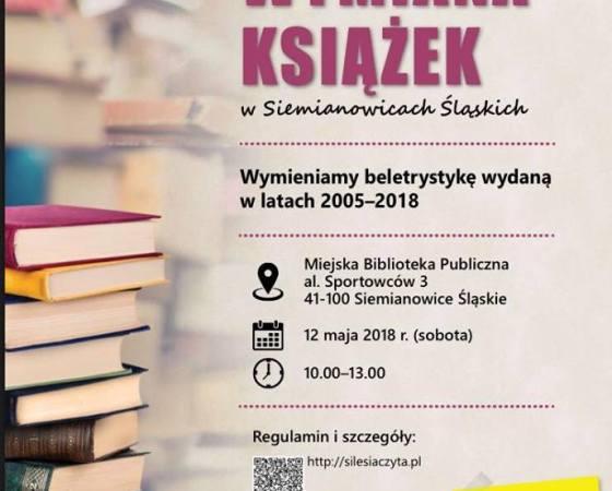 Wymiana Książkowa w Siemianowicach Śląskich