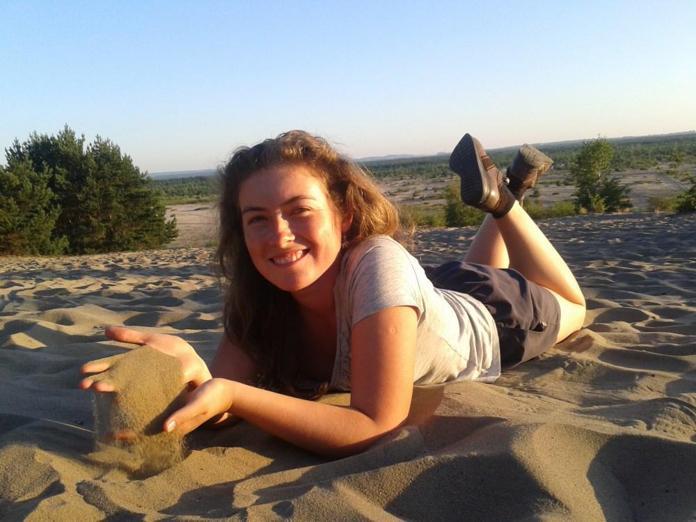 Desert in Poland?! Yes, it is! Polish Sahara - Pustynia Błędowska (4/4)