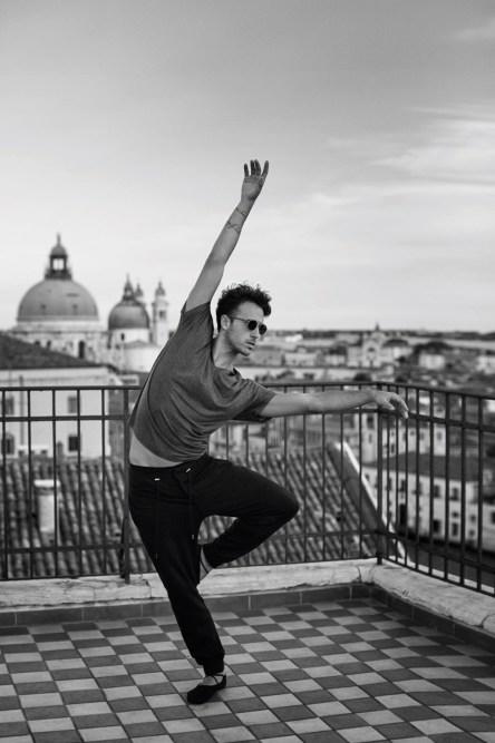 Damiano Artale for Giorgio Armani Frames of Life 2016 Campaign.