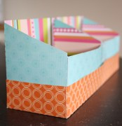 Craft Supplies Organizer