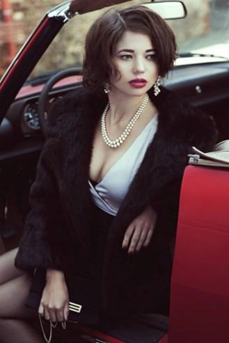 Model: Anna / Fotograf: Peter Mrosek