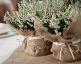 burlap flowers2