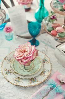 pink-and-turquoise-wedding-decorations