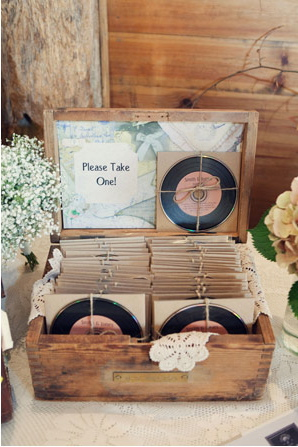 Wedding Theme 50's Pinterest