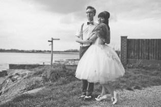 Wedding Theme 50's Rock n Roll Bride