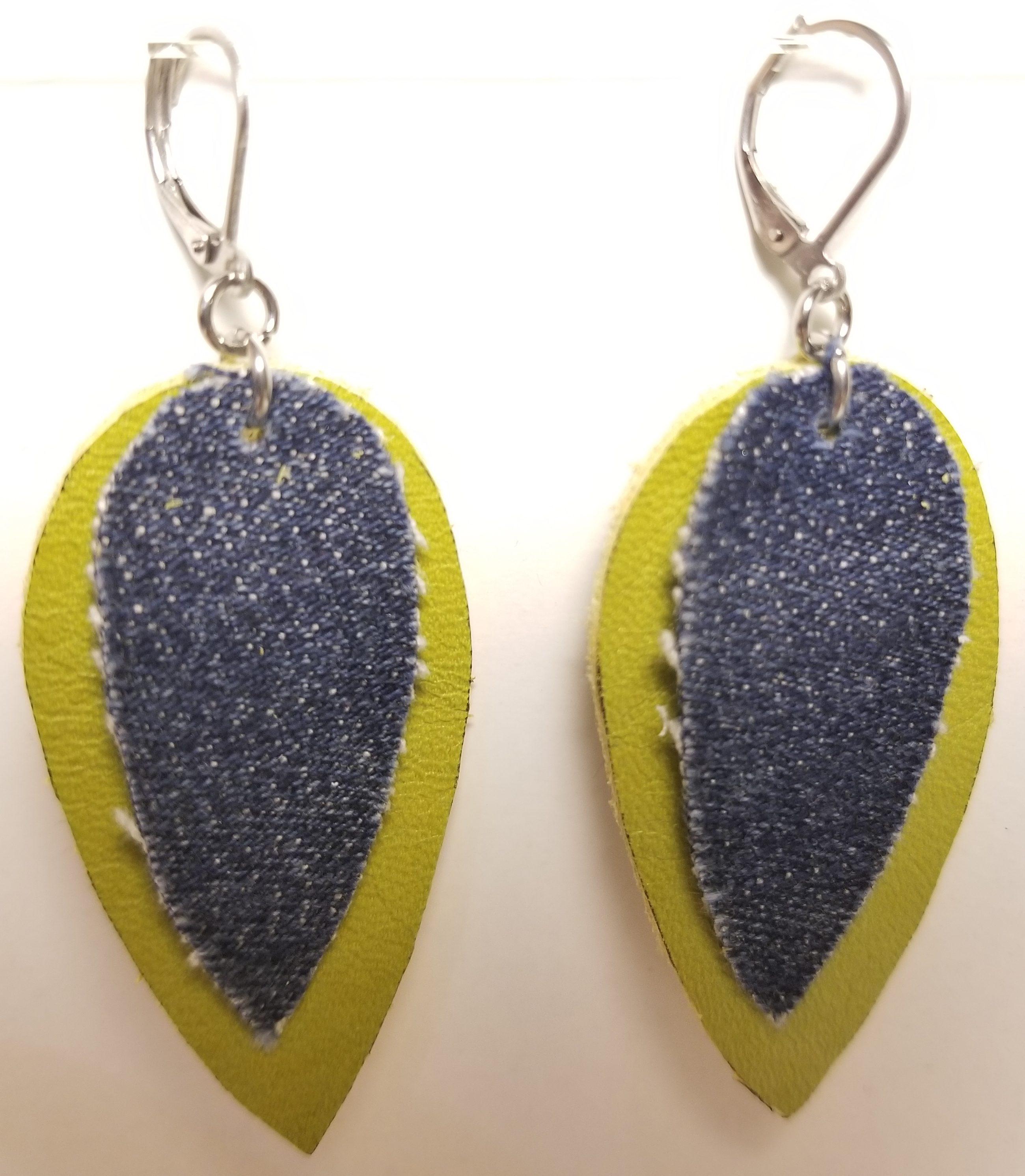 be513c5c8 Sili+Bells Lenim Drops Earrings
