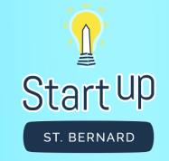 Startup St. Bernard