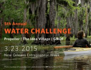 Water Challenge 2015