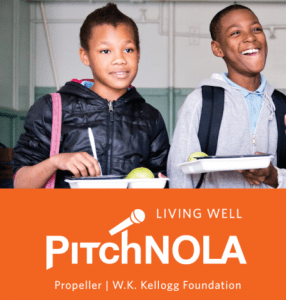 PitchNOLA Living Well 2015
