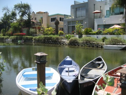 venice beach canals live/work