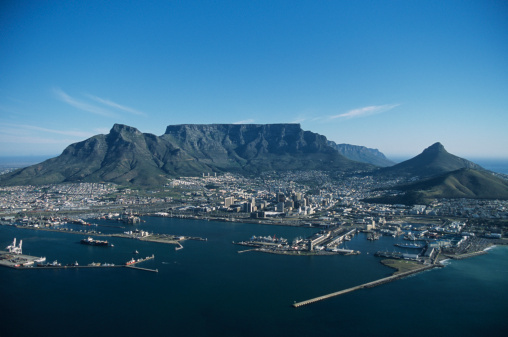Table Mountain panoramic   Picture: THINKSTOCK