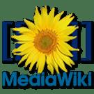 MediaWiki logo without tagline