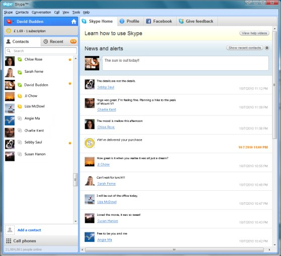 Microsoft retires Windows Live Messenger in favor of Skype