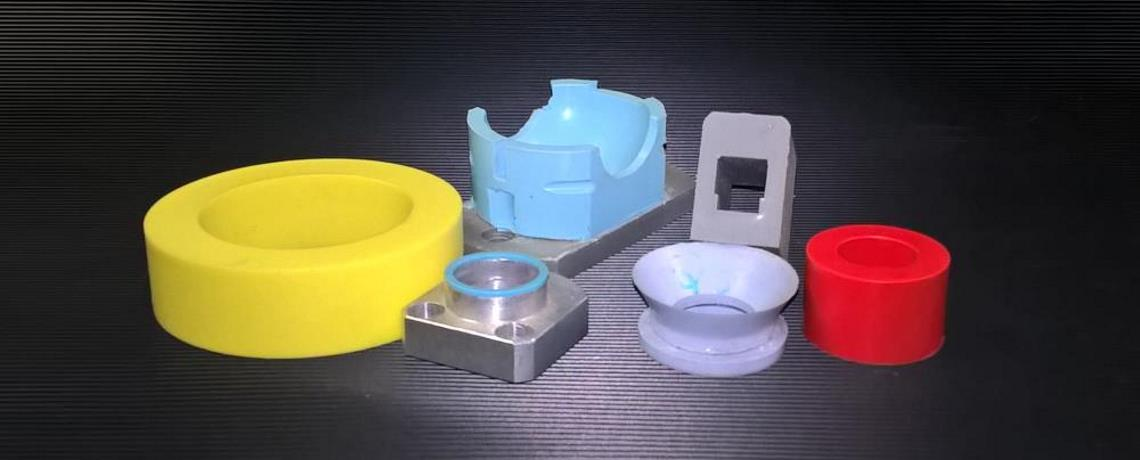 Industrial Silicone Rubber Product and Molded Components