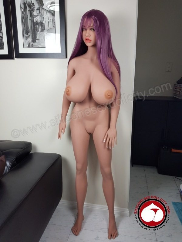 fucking a sex doll