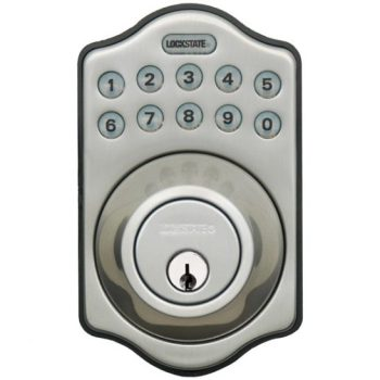 Remote Lock 5i A Sati Nickel