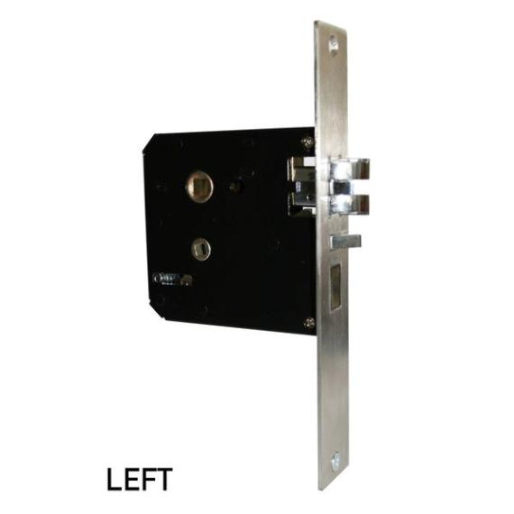 mortice latch (left