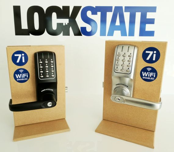 Lockstate 7i two versions