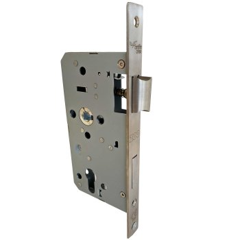 Zoo ZPL Mortice Latch - 60mm Backset