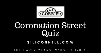 FP Coronation Street quiz early years