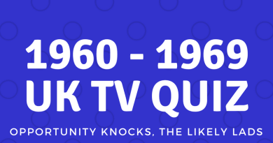 FP UK TV 70s Quiz