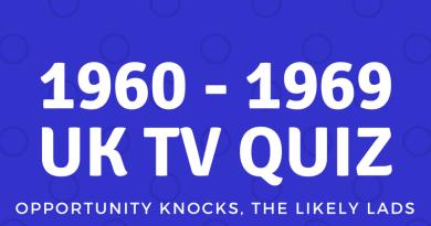 FP UK TV 70s Quiz