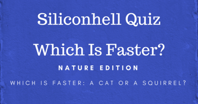 FP Which Is Faster Quiz nature edition