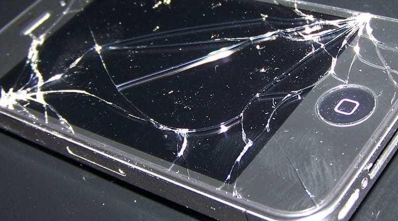 FP iphone broken