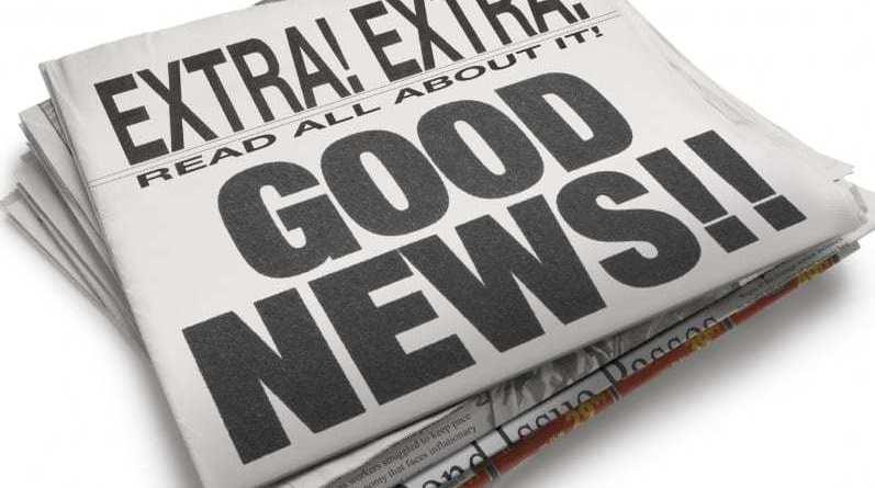 SH good news