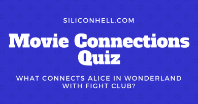 Siliconhell Movie Connections Quiz