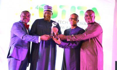 NTITA: NCC Danbatta Bag Fresh Awards for Broadband Development, SiliconNigeria