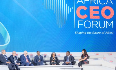The AFRICA CEO FORUM and IFC Gear Up to Rethink African Finance, SiliconNigeria